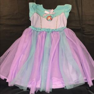 Disney princess play outfit size 5